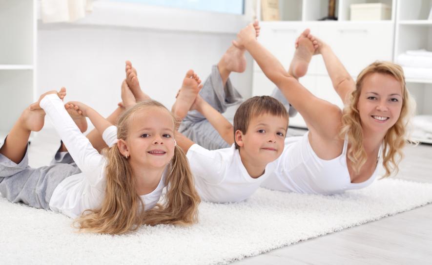 Kids Yoga: Increase Self Awareness & Confidence of Your ...