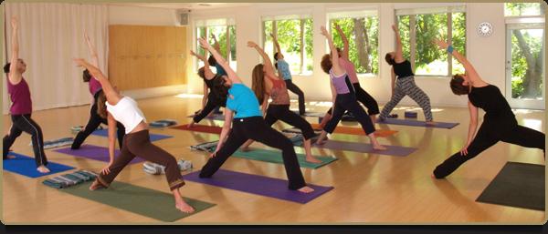 Group Yoga Classes 31