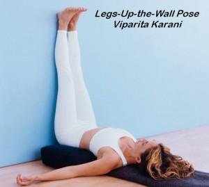 Legs-Up-the-Wall Pose (Viparita Karani)
