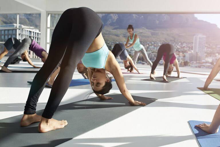 Hatha Yoga Poses – Inspire Yoga, Hongkong