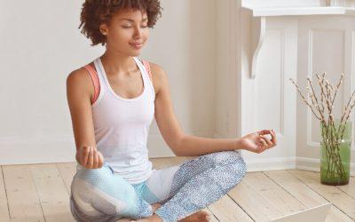 The secret to feeling balanced